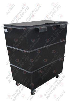 КМП-01 контейнер для ТКО(ТБО) и мусора