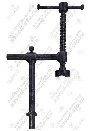 ЗСД-01-16 стойка с вертикальным зажимом