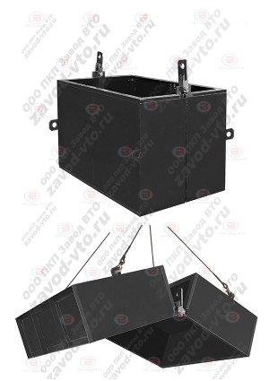 ТРС-01 тара разъемная (контейнер раскрывающийся)