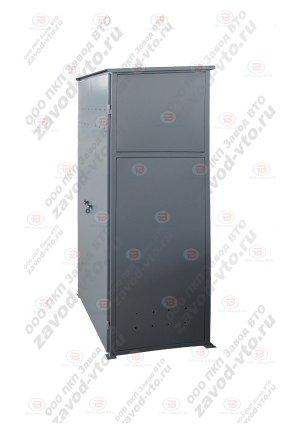 Шкаф для газовых баллонов ШГМ-07-02