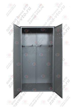 Шкаф для газовых баллонов ШГМ-07-02 (бок)