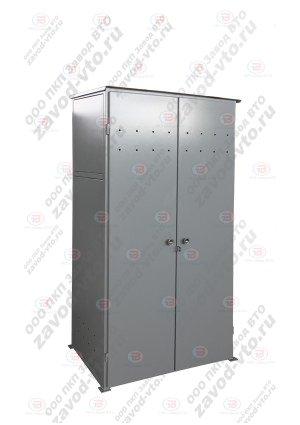 ШГМ-07-02 шкаф для газовых баллонов